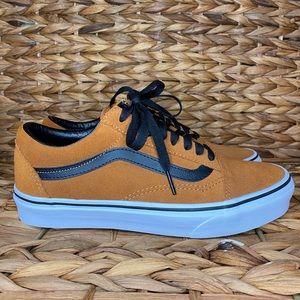 Vans Tan Suede Shoes